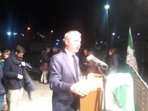 Lorenzo Guerini a Rossano