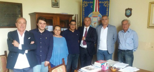 Il neo-eletto sindaco di Rossano Stefano Mascaro ha incontrato il sindaco di Corigliano Giuseppe Geraci