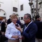 Il Reporter Antonio Le Fosse intervista il Sottosegratario Dorina Bianchi