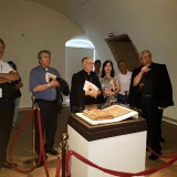 Mons. Nunzio Galantino in visita al Codex